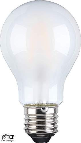 WOBLU Vintage LED Dimmbar Filament 7 W ES Vintage Glühbirne 806 lm Classic A60 A-Lamp ES E27 Edison Schraubsockel 15000 Stunden Lebensdauer - Edison-schraubsockel