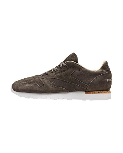 Reebok Classic Leather Lst, urban grey-stone-white Grey/Stone/White
