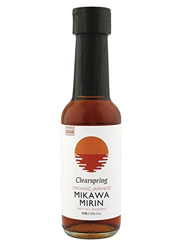 Clearspring Mikawa Mirin Biologico 150 ml (1 Bottiglia)