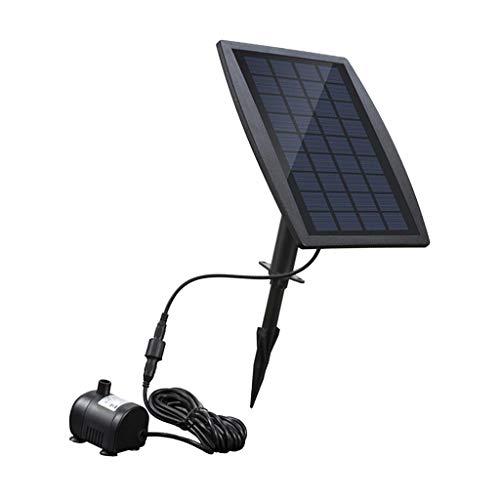 SM SunniMix 2,5 W Solar Brunnen Power Panel Teich Pool Garten Bewässerungspumpe Kit 200 L/H
