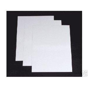 Feuille papier blanc épais premium A3 300gr x 100 pages 5060199842848