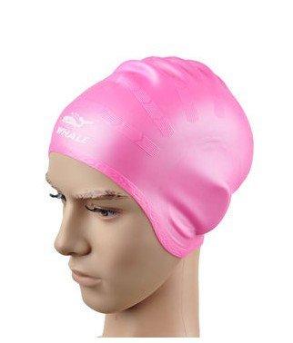 Cuffia da Nuoto da Donne Petalo Floreale Nuoto Cappello Cuffia da Bagno  Piscina Doccia Beanie Funny ... 6f6a16168910