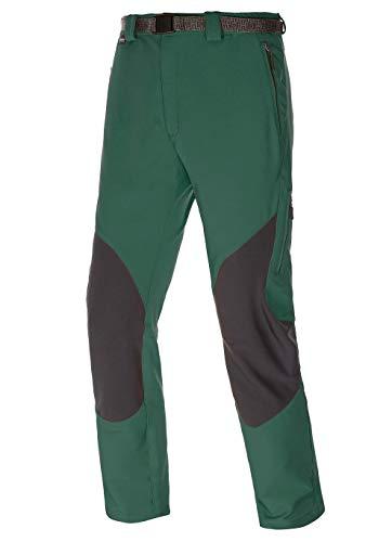 Trangoworld pc008096 – 6 N1-XL Pantalon Long, Homme, Vert Chasse/Gris (Anthracite), XL