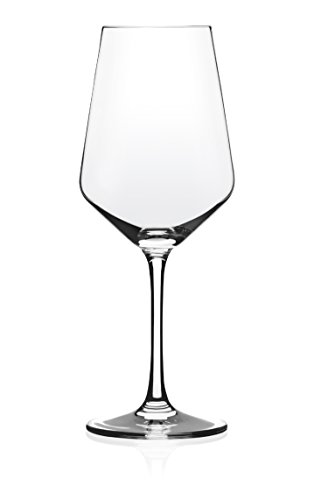 Rastal 1000138894 Harmony Env. 35 cl, 6, verre à vin blanc Moderne
