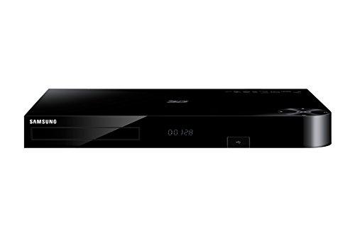Samsung BD-H8900 Lecteur Blu-ray 3D port USB avec wifi et disque dur intégré 1000 Gb noir