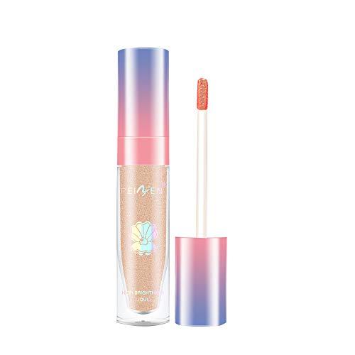 Best Sexy Gift! Beisoug Waterproof High Gloss Powdery Milk Lips Ministerium Eye Lift Fluid Makeup