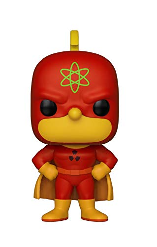 Funko- Pop Vinilo: Simpsons S2: Homer-Radioactive Man Figura Coleccionable, (37690)