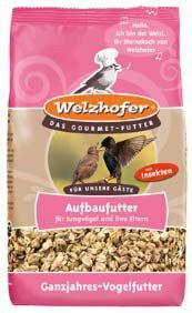 Welzhofer Aufbaufutter, 1 kg Beutel
