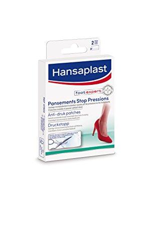 Hansaplast Druckstopp Schutzpolster für Füße, zuschneidbar, 2 Stück