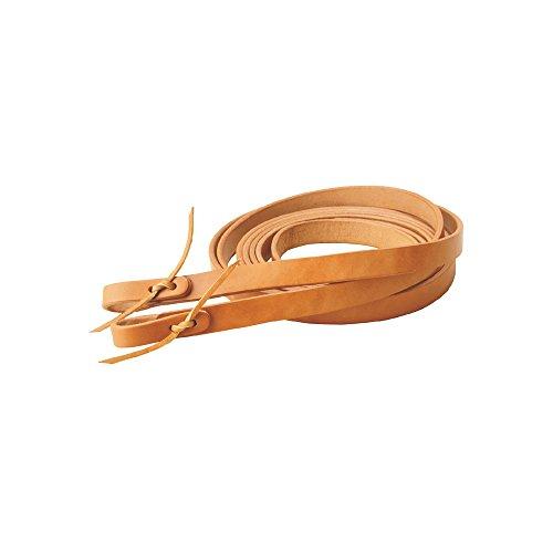Lakota riendas Western de cuero Harness ancho cm 1,6, negro