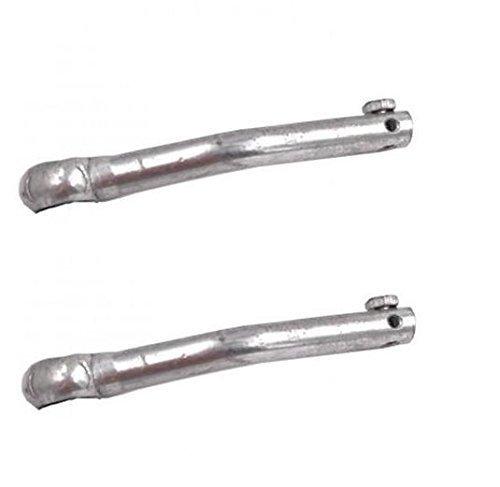2x Kupplung Arm Spalte Schaft, Gas Motorisierte Fahrrad (Motorisierte Fahrrad Kupplung)