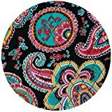 best-fashion-paisley-vera-bradley-pattern-circular-gaming-mouse-pad-220mm3mm