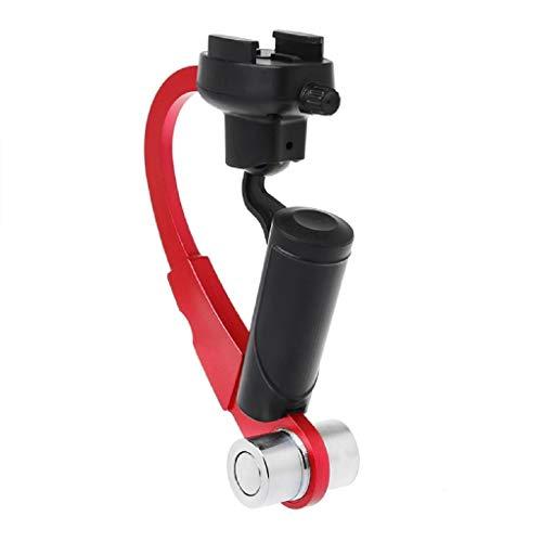 Baodanjiayou Mini caméra Portable Stabilisateur vidéo Steadicam pour GoPro Cardan 5/6Xiaomi