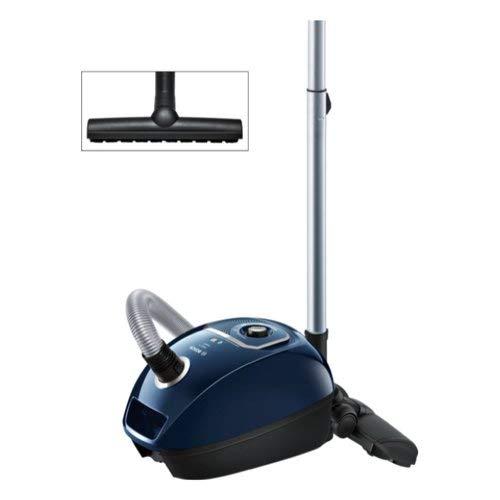 Bosch bgls4aaaa, pulizia in ogni angolo della casa con il nuovo cosyy'y silenzioso, compatto e potente, blu, 77 decibeles