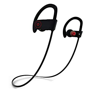 Bluetooth QC10 Jogger Wireless Bluetooth Headset Comes with Stereo Sound & Good Quality Headset Compatible with All Android and iOS Devices
