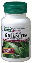 Chinese Green Tea (Grüner Tee) 400 mg 60 veg. Kaps. NP (vegan)