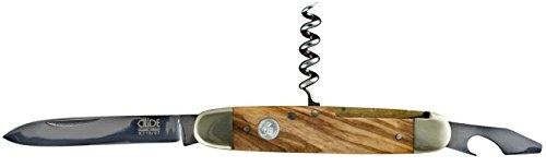 Güde Taschenmesser ALPHA-OLIVE Serie Klingenlänge: 7 cm Olivenholz, X715/07