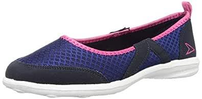 Power Women's Codex Blue Walking Shoes-3 UK (36 EU) (5599063)