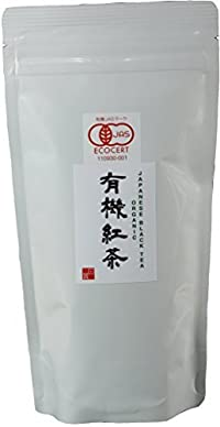 Ocha & Co., Premium Organic Japanese Loose Leaf Black Tea, 100g 3.5 oz.