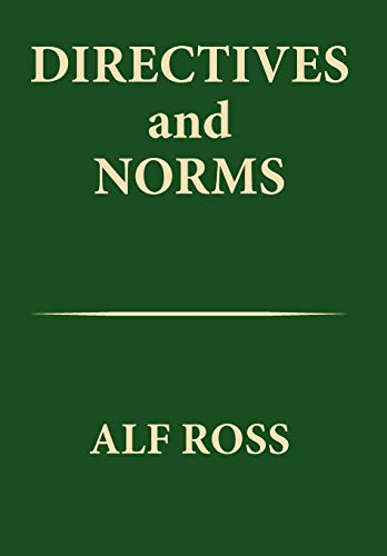 Directives and Norms por Alf Ross