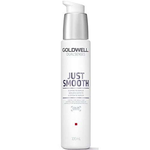 Goldwell Dualsenses Just Smooth 6 effetti del siero, 1er Pack (1 X 100 ML)