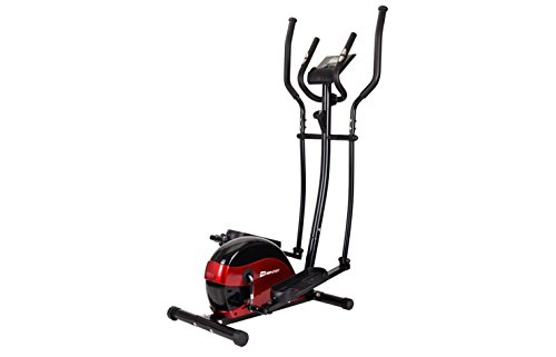 Hop-Sport Crosstrainer IMPACT Nordic Walking Stepper Ellipsentrainer Computer Widerstand - 4