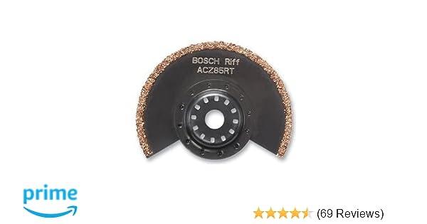 hohe Schnittqualit/ät Bosch Professional Segments/ägeblatt ACZ 85 RT3 Starlock 85 mm S/ägeblatt f/ür Multifunktionswerkzeuge mit Starlock langlebig