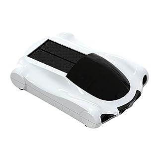 Airunba Solar Power Auto Luftreiniger Auto Lufterfrischer Aroma Diffusor HEPA PM2.5 Eliminator Negative Sauerstoff Bar