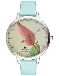 Reloj mujer Charlotte rafaelli (acero Floral 38 mm crf004
