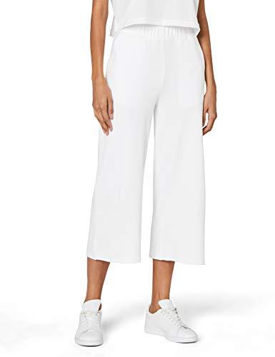 Urban Classics Damen Ladies Culotte Sporthose, Weiß (White 00220), 38 (Herstellergröße: M)