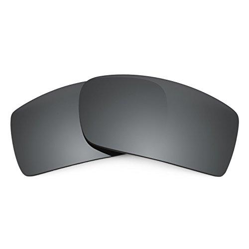 Revant Ersatzlinsen für Tifosi Radius Vented Polarisierung Elite Schwarz Chrom MirrorShield® (Tifosi Radius Sonnenbrille)