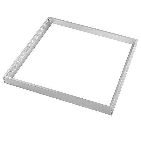 Cadre de montage S1030pour panneau LED 30x 30construction Culture Boîtier