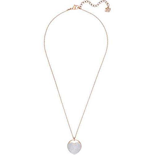 Swarovski collana con ciondolo donna acciaio_inossidabile - 5479915