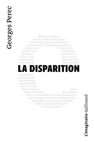 La Disparition
