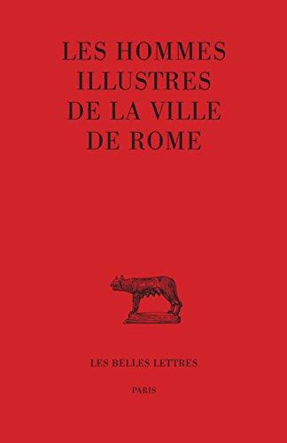Les Hommes illustres de la ville de Rome