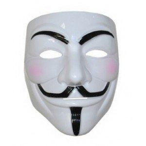 Anonimus leichtgewichtigem Kunststoff (V For Vendetta Jahr)