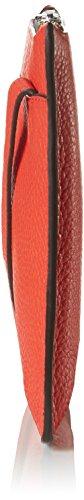 Bogner Damen Ferda Umhängetasche, 1x20.5x23 cm Rot (Flame)