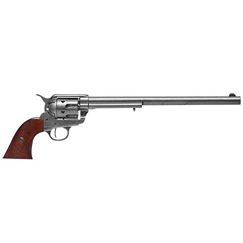 Grauer Buntline Colt Peacemaker Kal. 45 Deko 46cm USA 1873 - Usa 46