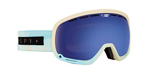 Spy Herren Schneebrille Marshall Aurora Light Blue (+Bonus Lens)