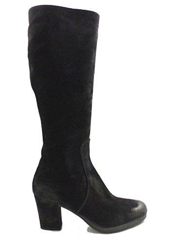 MARIA CRISTINA stivali donna 39 EU camoscio nero KY466