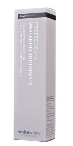 WhiteWash Silver Particle Whitening Zahncreme 125ml