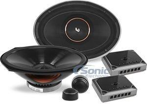 Infinity ref9620cx 15,2x 22,9cm 750W Reference-Serie 2-Wege Kompo-System (Infinity Car-audio-lautsprecher)