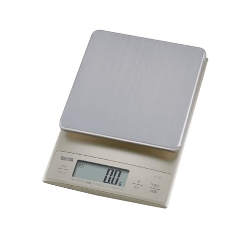 Tanita bilancia cucina digitale KD-321 Argento 9351f (japan import)