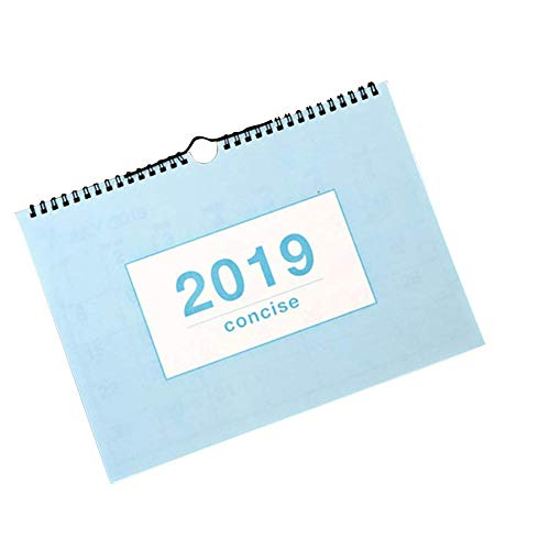 Office & School Supplies Gentle 2019 New Year Calendar 2019 Fashion Simple Lovely Mini Table Calendars Vintage Kraft Paper Desk Calendar Office School Supply Calendars, Planners & Cards