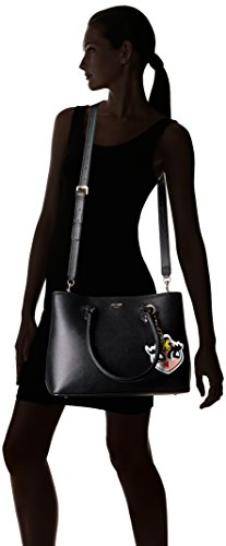 GUESS PIN UP POP SHOPPER HWVF6541360 Nero
