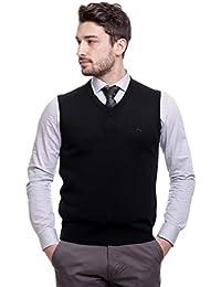 BASE 41 Men's Sleeveless Sweater