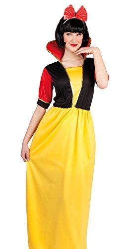 Boland 83823 - Erwachsenenkostüm Prinzessin Emerald, (Rotes Kleid Kostüm Esmeralda)