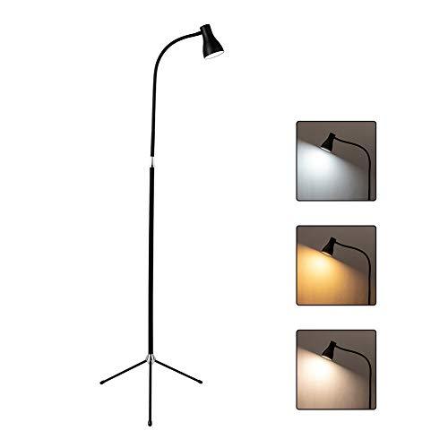 AnnQUYANG Lámpara de pie,Lámpara de pie Vintage - Proyector para ...