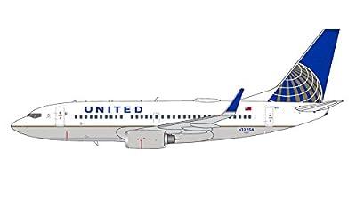 Gemini Jets United Airlines Boeing 737-700 N12754 1/400 Maßstab GJUAL1601 von Gemini Jets