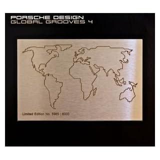 PORSCHE DESIGN GLOBAL GROOVES VOL 4 LIMITIERTE UND NUMERIERTE AUFLAGE MIT METALLCOVER (2012)